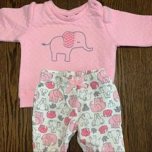 🍼 Cute Carter's Outfit